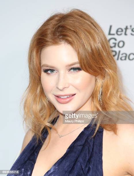 Renee Olstead arrives at Lambda Legal's 25th Anniversary West Coast Liberty Awards at TAO at the Dream Hotel on June 7 2017 in Los Angeles California