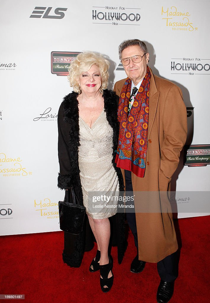 Renee Taylor and Joe Bologna attends an event honoring Carol Burnett with The First Annual 'Carol Burnett Honor Of Distinction Award' at the El Capitan Theatre on January 10, 2013 in Hollywood, California.