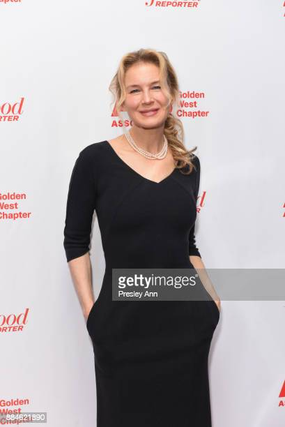 Renee Zellweger attends ALS Golden West Chapter Hosts Champions For Care And A Cure at The Fairmont Miramar Hotel Bungalows on December 2 2017 in...