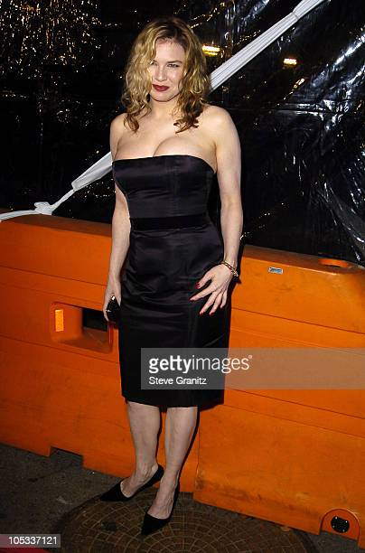 Renee Zellweger during 'Cold Mountain' Los Angeles Premiere at Mann National Theatre in Westwood California United States