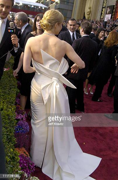 Renee Zellweger during The 76th Annual Academy Awards Arrivals by Jeff Kravitz at Kodak Theatre in Hollywood California United States