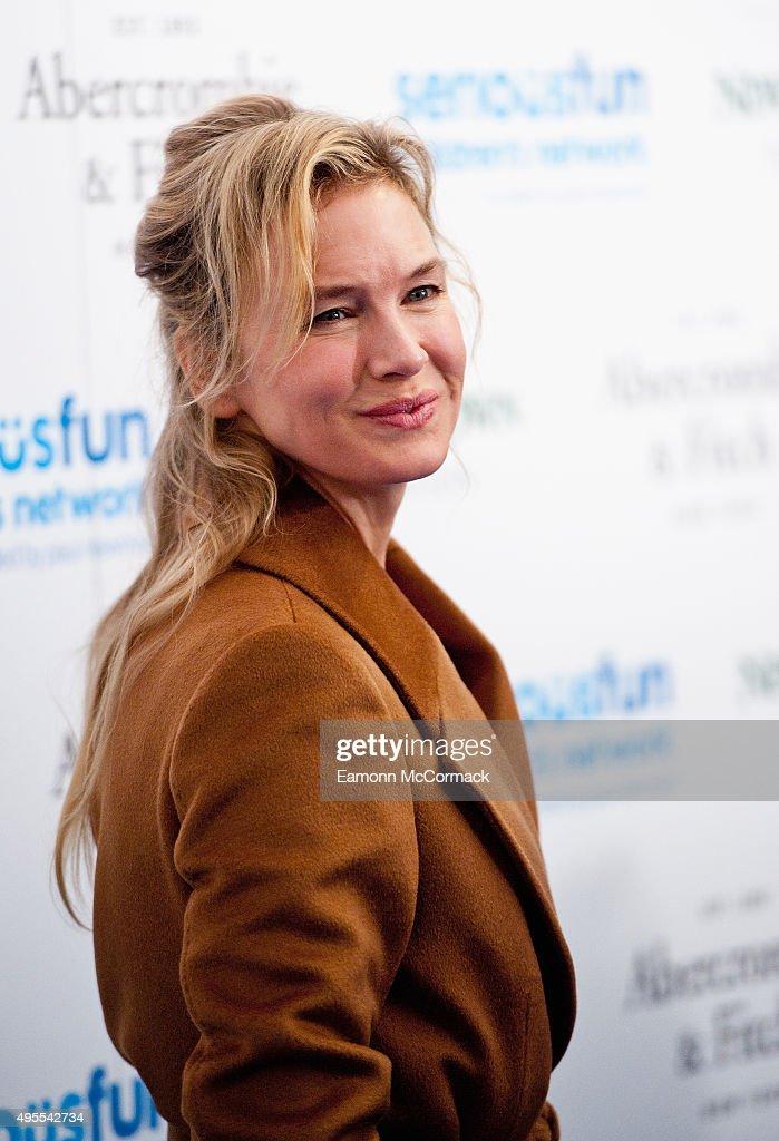 Renee Zellwegger attends the SeriousFun Children's Network - London ... Renee Zellweger