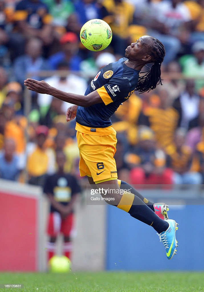 Reneilwe Letsholonyane during the Absa Premiership match between Bloemfontein Celtic and Kaizer Chiefs at FNB Stadium on March 31, 2013 in Johannesburg, South Africa.