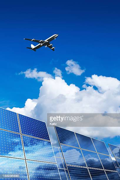 Erneuerbare Energien und Solarenergie Panels (XXL