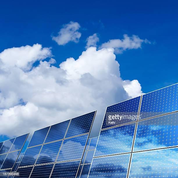 Renewable Energy - Solar Panels (XXL)