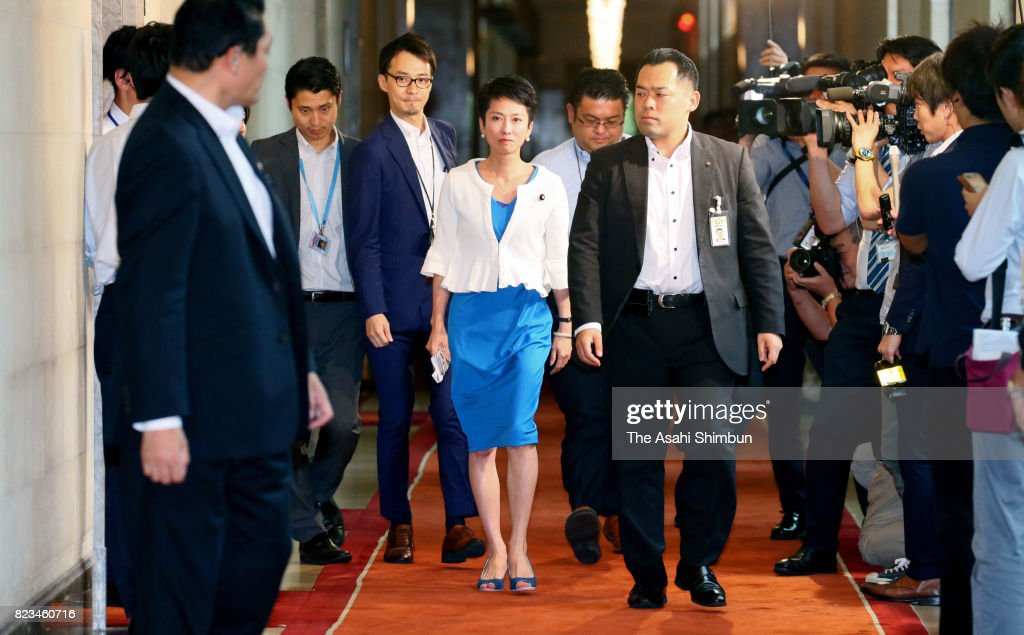 Renho Quits Over Failure To Present Party As Viable Ruling Option