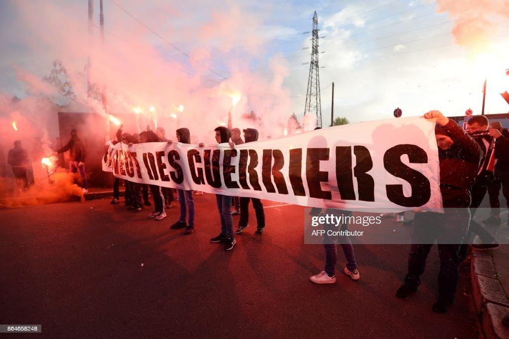 Stade Rennes v Lille OSC - Ligue 1