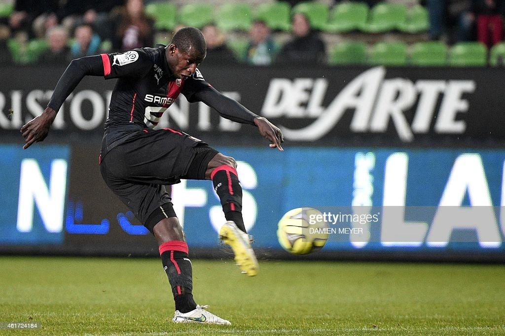 Stade Rennais FC v AS Saint-Etienne - Ligue 1