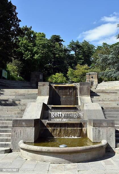Rennes park