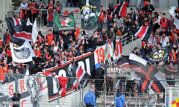 fotos und bilder von fc nantes v stade rennais fc ligue 1 getty images. Black Bedroom Furniture Sets. Home Design Ideas
