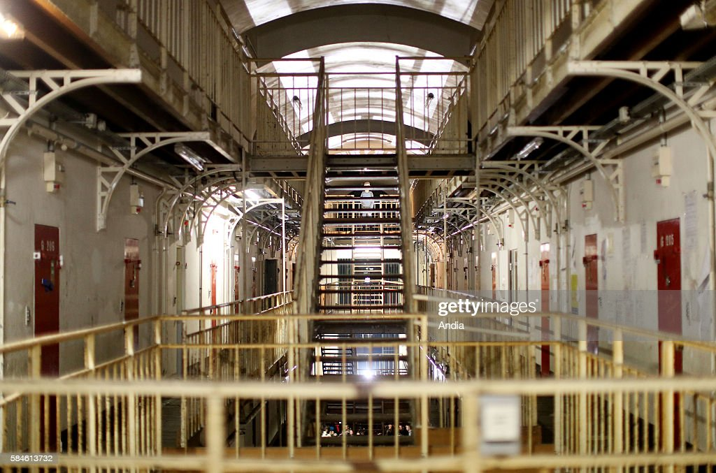 The former prison 'Jacques Cartier' opens its doors for an exceptional 'Dazibao' event this big evening fest is organized once a month by the CRIJ in...