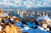Reno, Nevada hidden gem in the mountains with all kinds of seasons