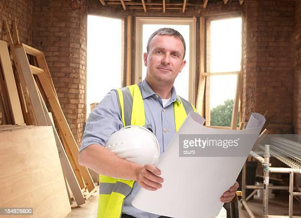 Trabalhador de renovação