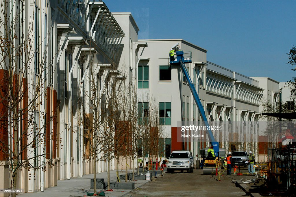 renovations are still underway on the facebook campus in menlo park ca now office