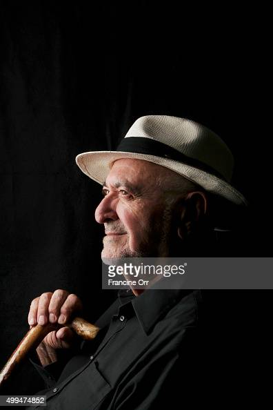 Renowned publicist Murray Weissman is photographed for Los Angeles Times on September 18 2013 in Hollywood California PUBLISHED IMAGE CREDIT MUST...