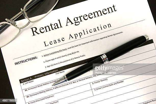 Is a printed home rental agreement a legal document?