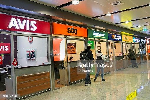 Avis Rental Car Istanbul Airport