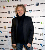 Renzo Rosso attends Diesel Madison Avenue Flagship Opening Celebration