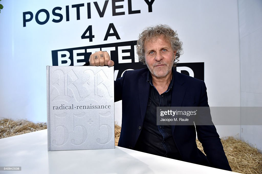 Renzo Rosso And OTB Launch 'Radical Renaissance  55+5' Book - Cocktail