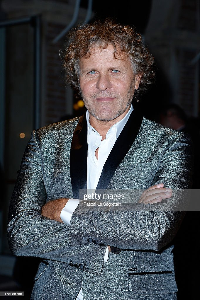 Renzo Rosso attends the Opening Dinner Arrivals during the 70th Venice International Film Festival at the Hotel Excelsior on August 28, 2013 in Venice, Italy.