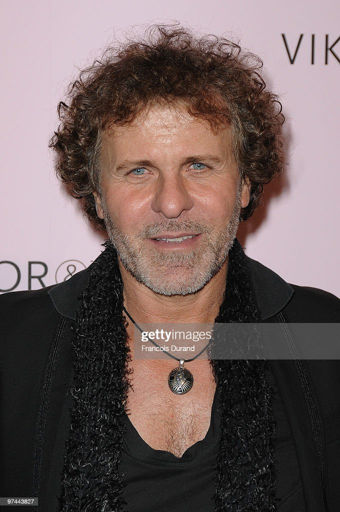 Renzo Rosso attends the Victor & Rolf 'Flower Bomb' 5th Anniversary during Paris Fashion Week at Hotel Meurice on March 4, 2010 in Paris, France.