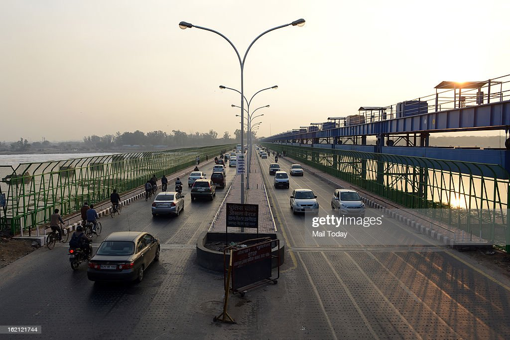 Reopening of Kalindi Kunj Bridge after repair has brought huge relief to traffic mess witnessed in the capital for last few weeks.