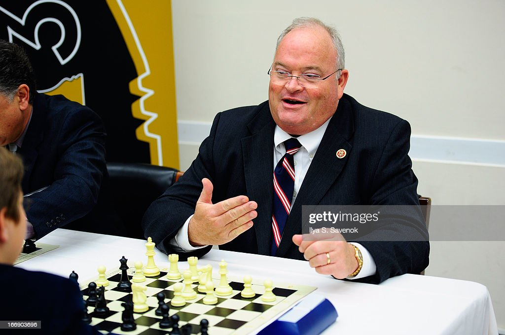Rep. Billy Long (R-MO) attends a special event held at United States Capitol Building on April 18, 2013 in Washington, DC.