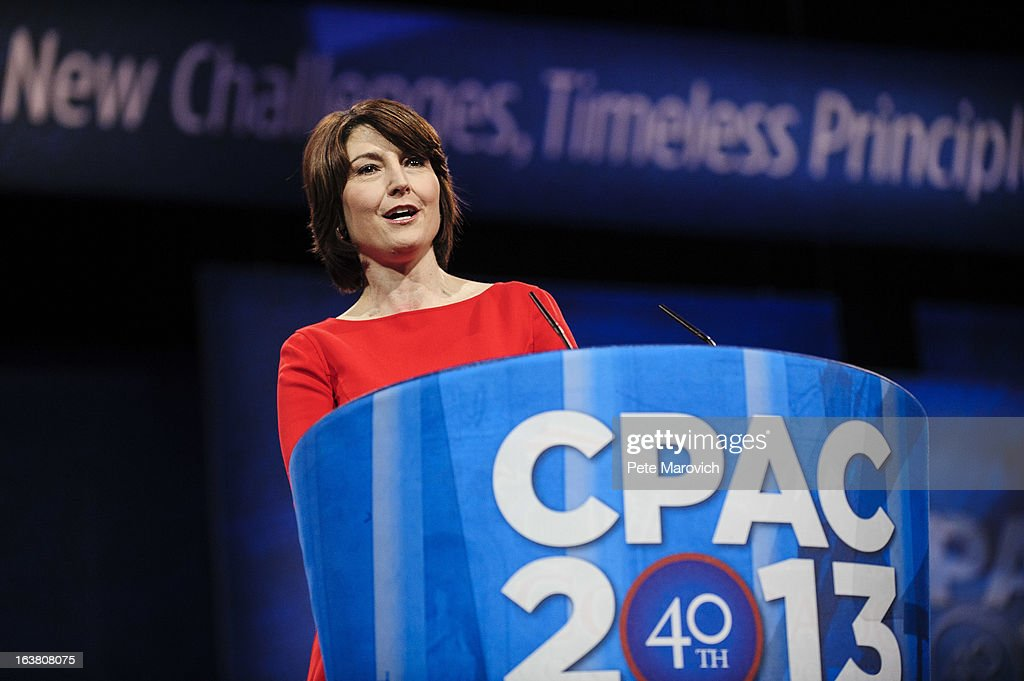 Rep. Cathy McMorris Rodgers (R-WA) speaks at the 2013 Conservative Political Action Conference (CPAC) March 16, 2013 in National Harbor, Maryland. The American Conservative Union held its annual conference in the suburb of Washington, DC to rally conservatives and generate ideas.
