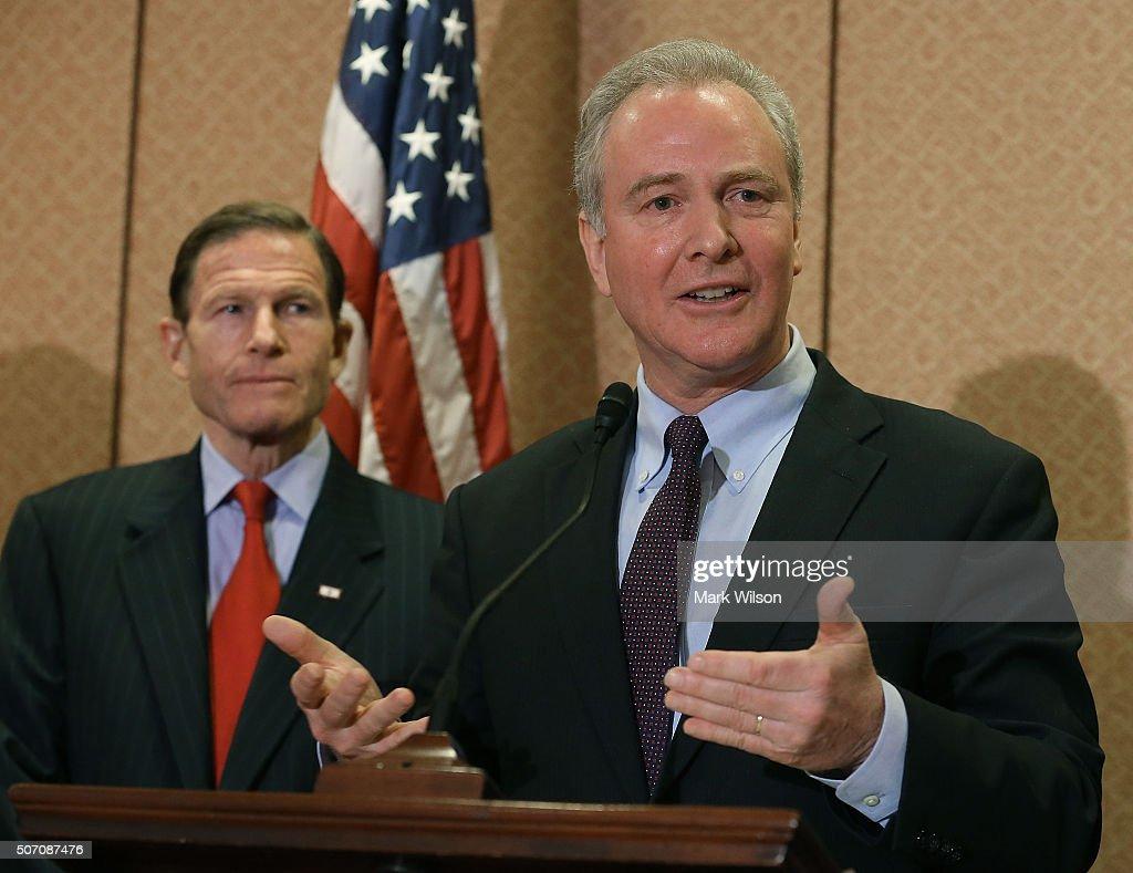 Sens. Blumenthal, Murphy, And Rep. Schiff Discuss Gun Industry Legislation