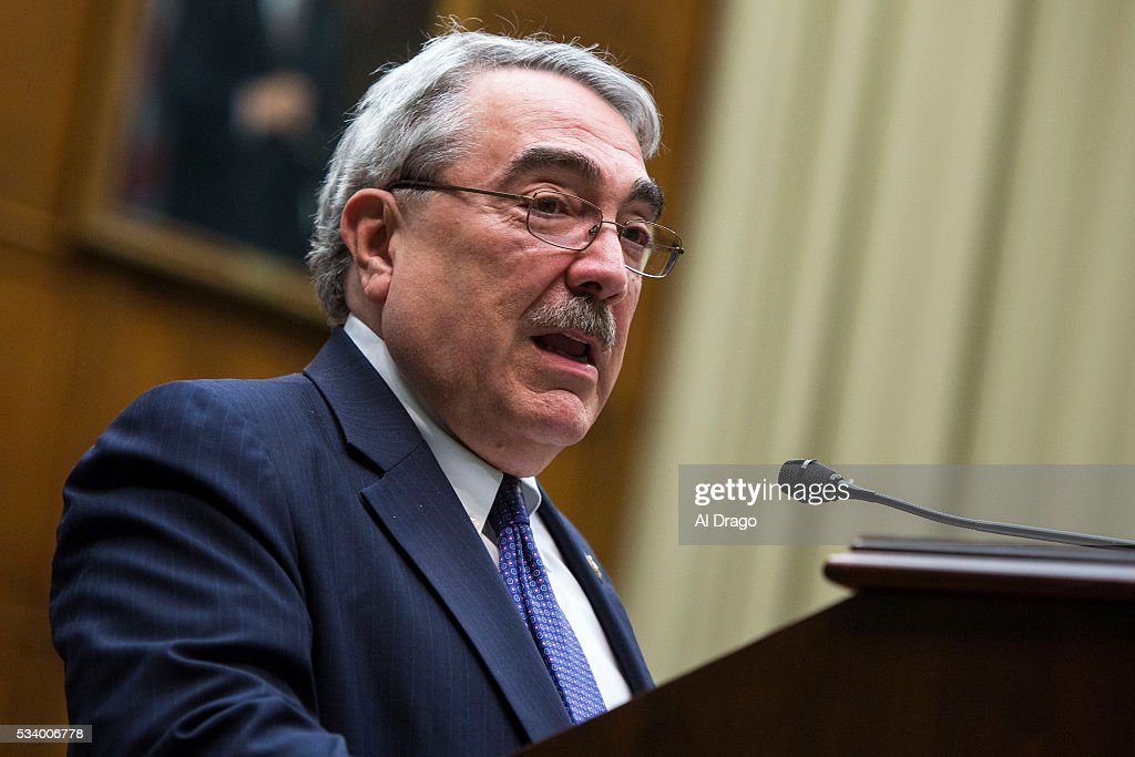 STATES - MAY 24 - Rep. G. K. Butterfield, D-N.C., speaks at a Congressional Pediatric Trauma Briefing, in the Rayburn House Office Building in Washington, Tuesday, May 24, 2016.