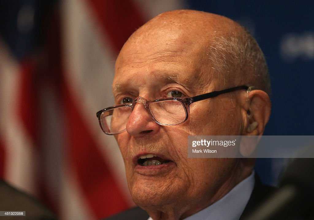 Rep. John Dingell  Delivers Farewell Address At The National Press Club