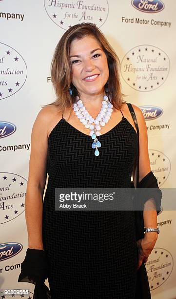 S Rep Loretta Sanchez attends the 13th Annual National Hispanic Foundation For The Arts Noche Musical at the Corcoran Gallery of Art on September 15...
