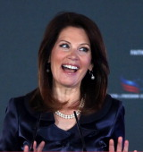 Rep Michele Bachmann speaks at the Faith Freedom Coalition conference June 14 2013 in Washington DC The Faith and Freedom Coalition is a group...