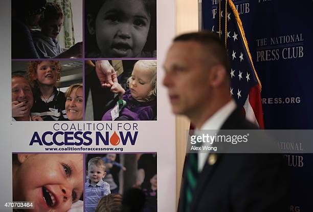 S Rep Scott Perry speaks during a news conference at the National Press Club April 22 2015 in Washington DC Rep Perry discussed his proposed...