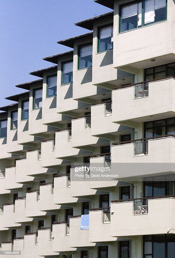 Repetition In Architecture Stock Photo | Getty Images