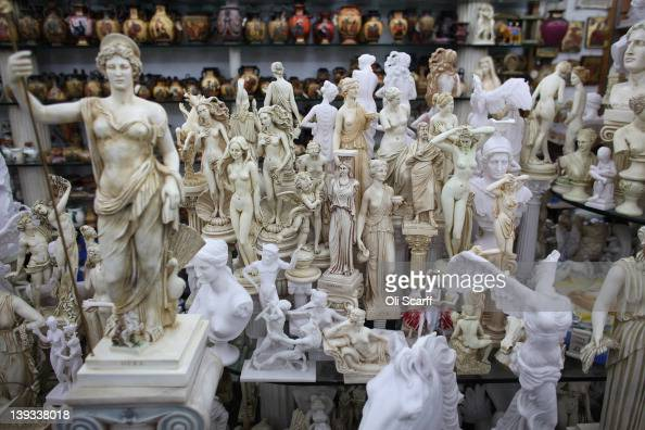 Greek Statues For Sale Stock Photos And Pictures Getty