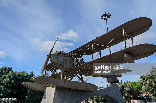 Replica of the Gago Coutinho and Sacadura Cabral Airplane