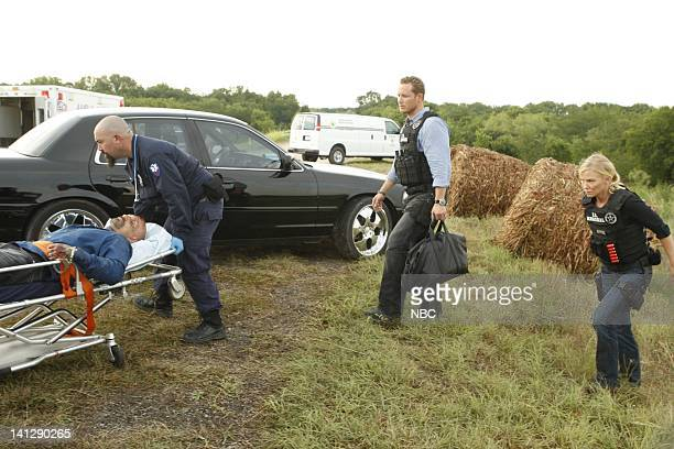 CHASE 'Repo' Episode 103 Pictured Robert LaSardo as El Lobo Cole Hauser as Jimmy Godfrey Kelli Giddish as Annie Frost Photo by Vivian Zink/NBC/NBCU...