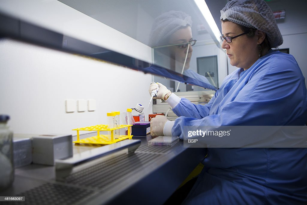 Reportage in a laboratory which develops therapeutic vaccinations to treat smallcell lung cancer using optimised cryptic peptide technology These...