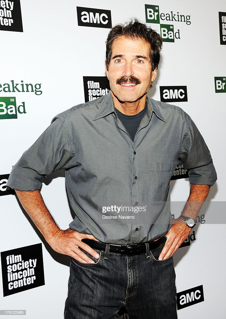 Reporter <a gi-track='captionPersonalityLinkClicked' href=/galleries/search?phrase=John+Stossel&family=editorial&specificpeople=744059 ng-click='$event.stopPropagation()'>John Stossel</a> attends The Film Society Of Lincoln Center And AMC Celebration Of 'Breaking Bad' Final Episodes at The Film Society of Lincoln Center, Walter Reade Theatre on July 31, 2013 in New York City.