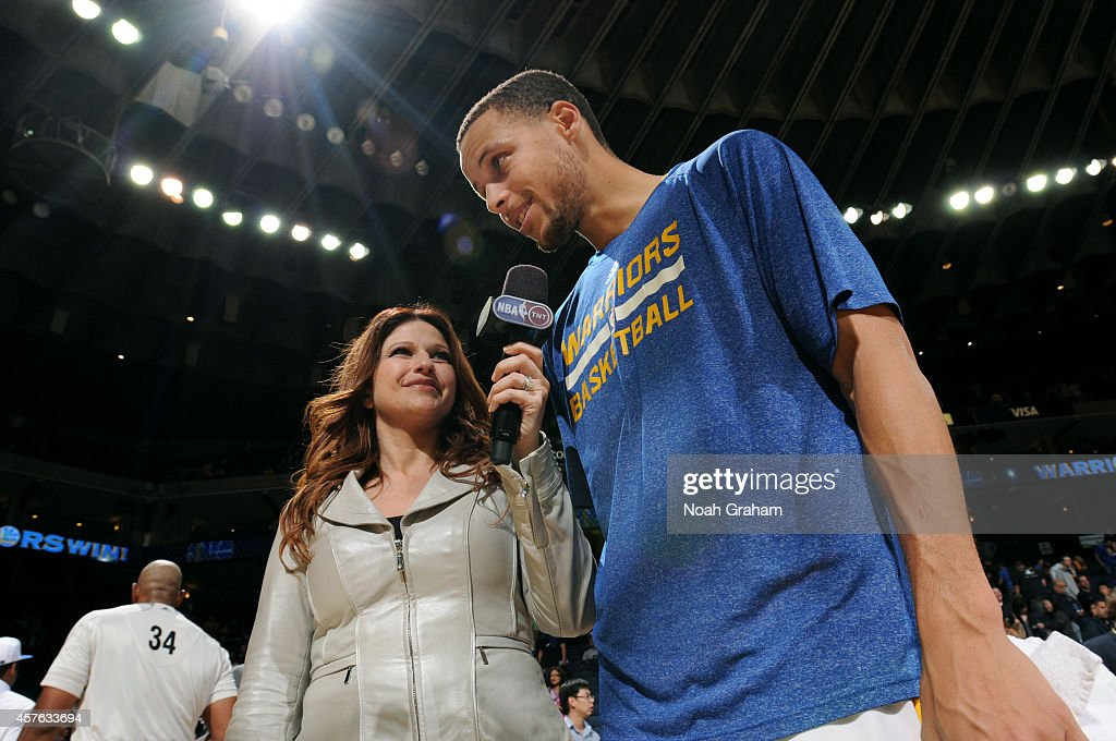 Rachel Nichols warriors