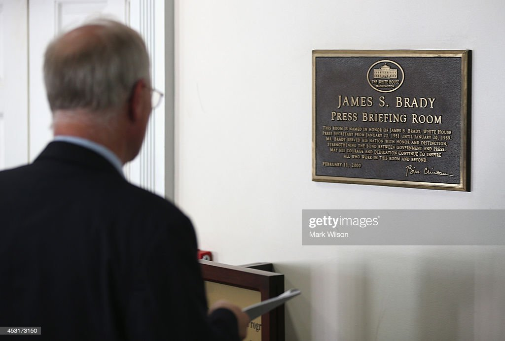 Former White House Press Secretary Remembered At White ...