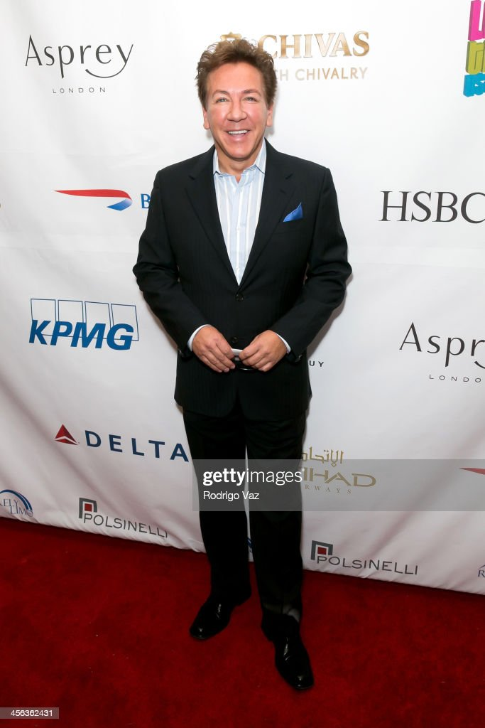Reporter Ross King attends The British American Business Council Los Angeles 54th Annual Christmas Luncheon at Fairmont Miramar Hotel on December 13, 2013 in Santa Monica, California.