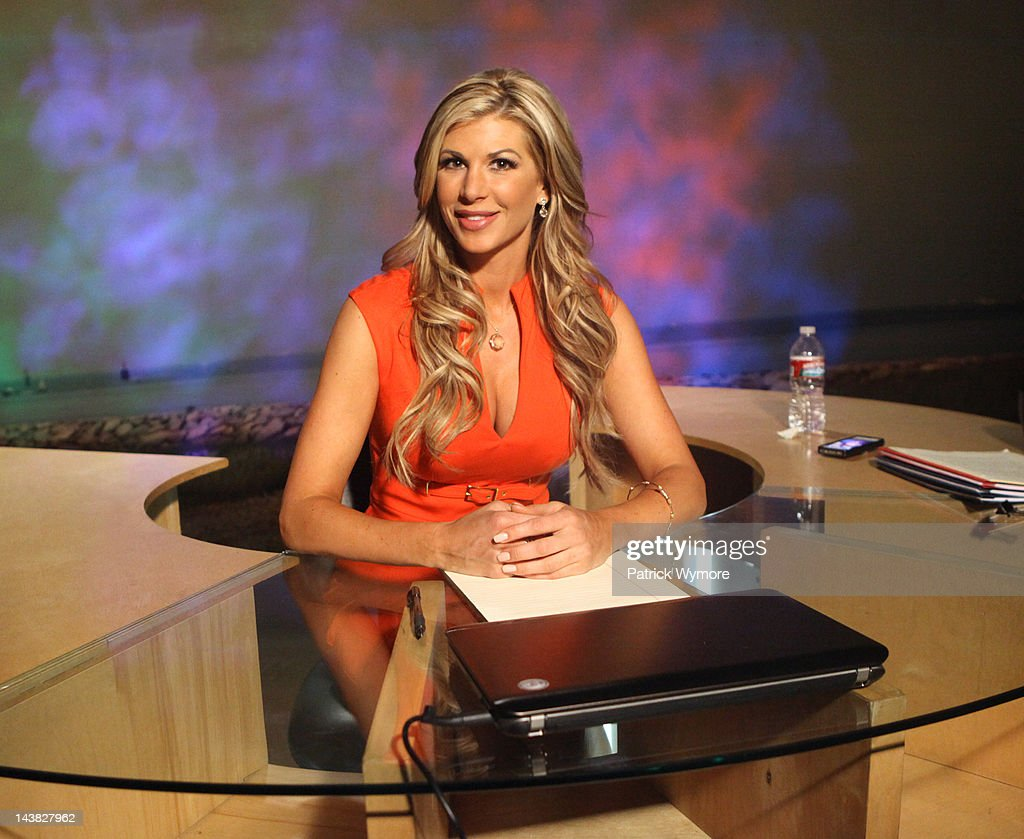 HOSPITAL - Reporting breaking news in the fictional town of Port Charles, 'Real Housewives of Orange County's,' Alexis Bellino makes a cameo as a TV anchorwoman in the Wednesday, May 9th episode of ABC's 'General Hospital.' Celebrating 49 years on the air with a record ten Emmy wins for Outstanding Daytime Drama, 'General Hospital' airs Monday-Friday (3:00 p.m. - 4:00 p.m., ET) on the ABC Television Network. GH12 ALEXIS