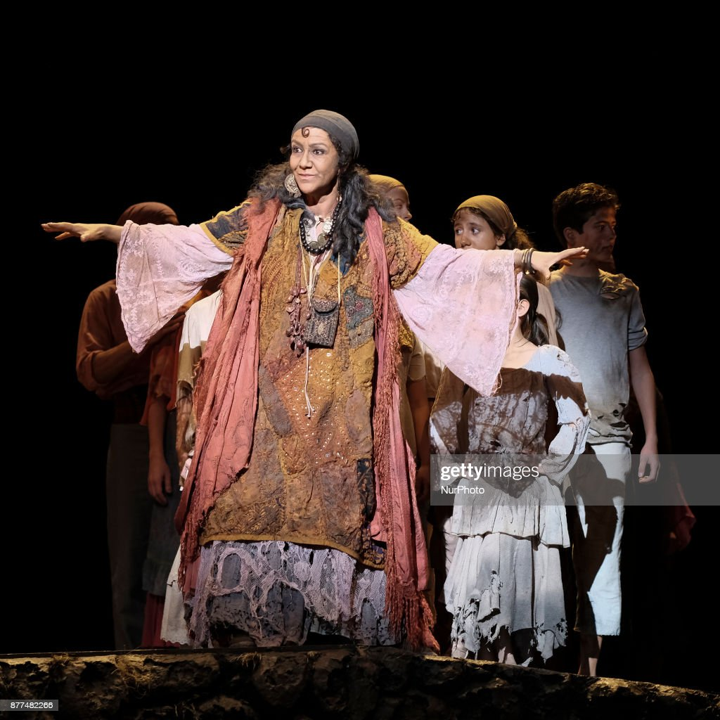 """""""El Gato Montes"""" Opera In Madrid"""