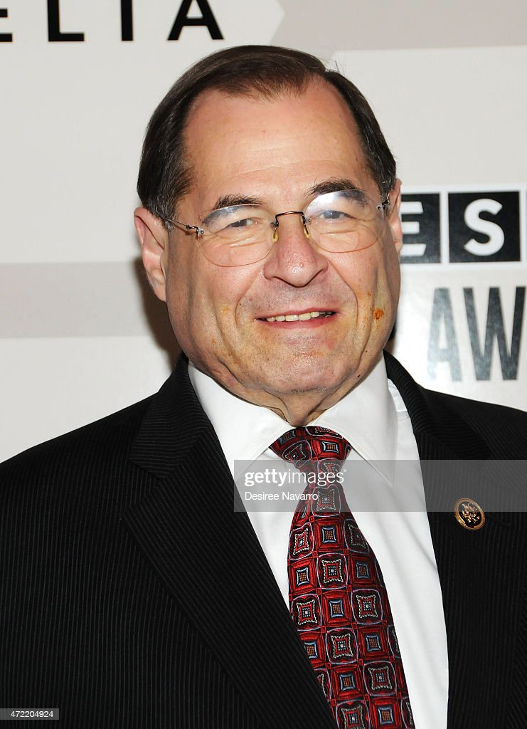 U.S. Representative <a gi-track='captionPersonalityLinkClicked' href=/galleries/search?phrase=Jerrold+Nadler&family=editorial&specificpeople=807892 ng-click='$event.stopPropagation()'>Jerrold Nadler</a> attends 2015 SESAC Pop Awards at New York Public Library on May 4, 2015 in New York City.
