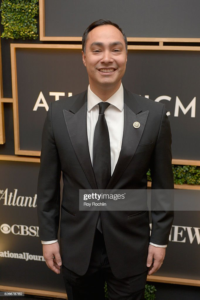 Representative Joaquin Castro attends the Atlantic Media's 2016 White House Correspondents' Association Pre-Dinner Reception at Washington Hilton on April 30, 2016 in Washington, DC.