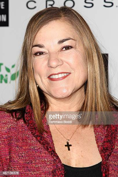S Representative Loretta Sanchez attends the #BePeerless125 Creative Coalition's Teachers Making A Difference Luncheon at the Sundance Film Festival...