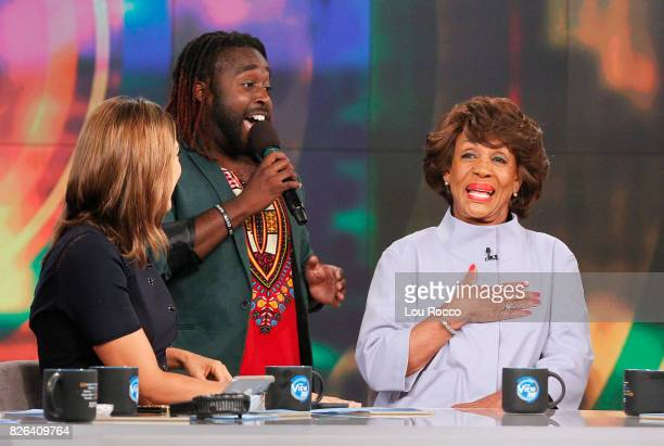 THE VIEW Representative Maxine Waters is the guest on 'The View' on Friday August 4 2017 'The View' airs MondayFriday on the ABC Television Network...