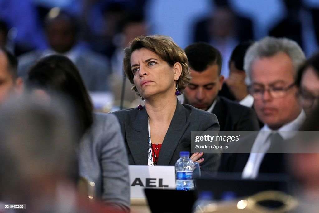 Representatives of participating countries are seen during the Midterm Review of the Istanbul Programme of Action in Antalya, Turkey on May 27, 2016. The Midterm Review conference for the Istanbul Programme of Action for the Least Developed Countries takes place in Antalya, Turkey from 27-29 May 2016. The conference will undertake a comprehensive review of the implementation of the Istanbul Programme of Action by the least developed countries (LDCs) and their development partners and likewise reaffirm the global commitment to address the special needs of the LDCs.